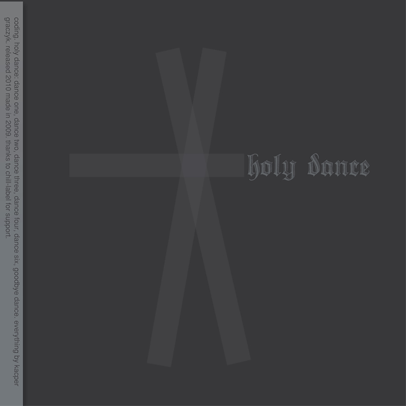 chill38-10 - coding - holy dance
