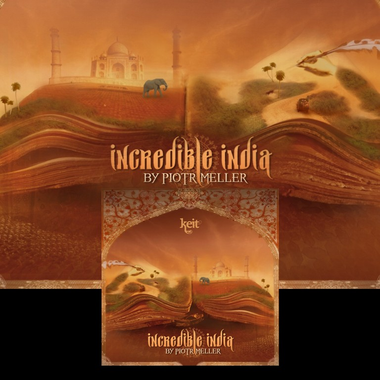chill46-12 - Keit - INCREDIBLE INDIA by Piotr Meller